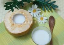 Bí quyết làm thạch dừa Hàng Cót mềm, thơm, ngọt, mát