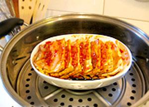 Cách nấu đậu sốt thịt Trung Hoa 5