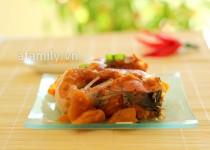 Cách làm cá kho dứa ngon ngọt đưa cơm