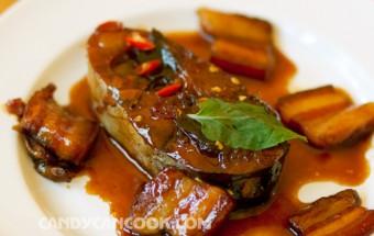 Nấu ăn món ngon mỗi ngày với Cá, Nau an ngon, hoc nau an, mon ngon ca kho rieng 1