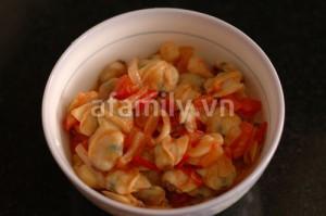 Cách nấu canh chua ngao 11