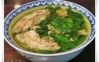 Nấu ăn món ngon mỗi ngày với Mắm tôm, Nau an ngon, hoc nau an, mon ngon canh cua rau day mong toi va muop 2