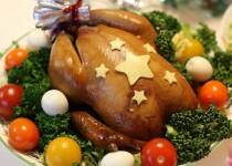 Gà tây quay cực ngon cho tiệc Giáng sinh hoàn hảo