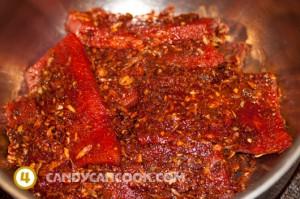 cách làm thịt bò khô 4