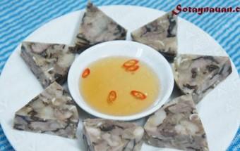 Nấu ăn món ngon mỗi ngày với Thịt lợn, Nau an ngon, hoc nau an, mon ngon gio thu 22