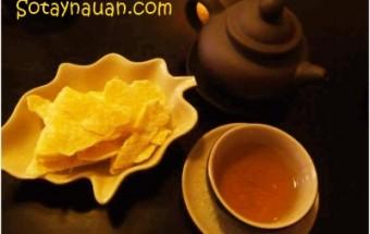 Các món ăn vặt, cách làm mứt gừng, sổ tay nấu ăn