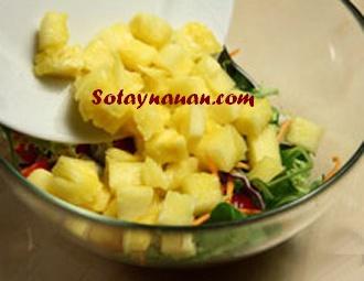 Salad Tom dua - So Tay Nau An - 4