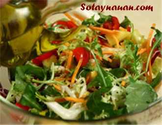 Salad Tom dua - So Tay Nau An - 6