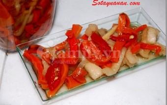Nấu ăn món ngon mỗi ngày với Su hào, Nau an ngon, hoc nau an, mon ngon dua mon chong ngan 3