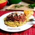 my spaghetti ngao,