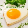 cach nau pho mai que, Banh my trung op la - Sotaynauan.com 7