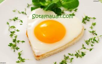Món ăn sáng, Banh my trung op la - Sotaynauan.com 7