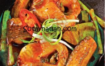Nấu ăn món ngon mỗi ngày với Bột nghệ, Cach lam ca kho chuoi, cach nau ca kho, cach nau ca kho ngon, ca kho chuoi ngon