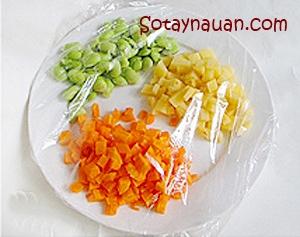 salad ngon, salad rau cu ngon, rau cu tron ngon, nau an ngon, mon ngon