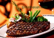 Bò bít tết – Bữa tối đủ chất cho cả gia đình