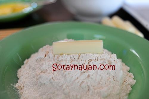 Cách làm phô mai que, Cheese stick 7