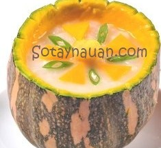nấu cháo, Chao bi do so diep - sotaynauan.com 4