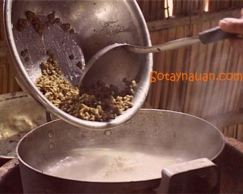 Cháo hến - món ngon cho bé, cách nấu cháo hến , hướng dẫn nấu cháo hến ngon, Staynauan.com