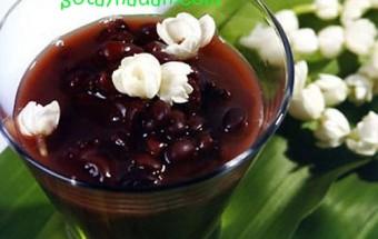 Nấu ăn món ngon mỗi ngày với Tinh dầu dừa, Cách nấu chè đỗ đen ngon 8