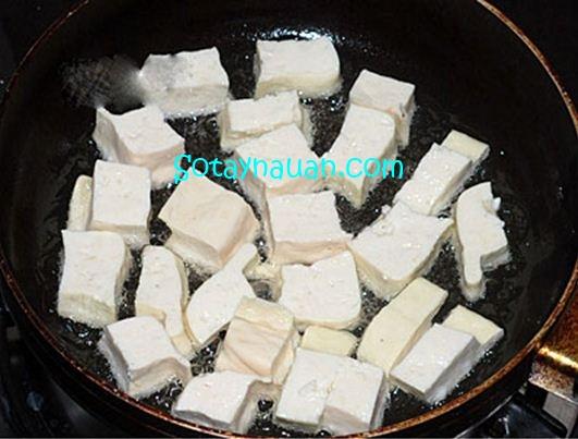Canh ốc chuối đậu ngon| dạy nấu ăn ngon| mín ngon mỗi ngày | hướng dẫn nấu canh ốc chuối đậu