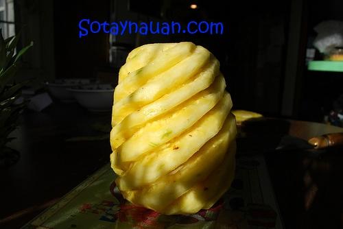 Cách làm sinh tố chuối, xoài dứa tổng hợp ngon| dạy cách làm sinh tố | món ngon mỗi ngày|Sotaynauan.com