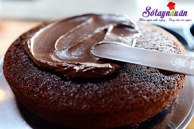 bánh sinh nhật chocolate dâu tây 22