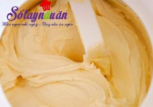 Cách làm kem chanh leo ngon
