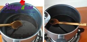 Cách làm trà sữa sương sáo