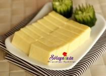 Cách làm đậu phụ trứng mềm thơm cho cả nhà