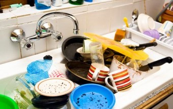mẹo vặt hay, Mẹo vặt cho bà nội trợ với đồ dùng thức đựng trong bếp