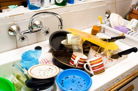Mẹo vặt cho bà nội trợ với đồ dùng thức đựng trong bếp