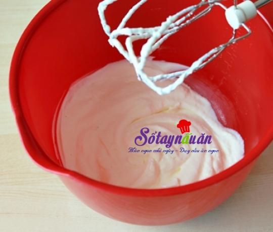 Cách làm kem bơ đậu phộng