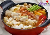 Cách nấu lẩu Thái chua cay cho ngày cuối tuần nhé