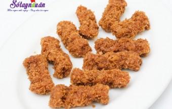 Nấu ăn món ngon mỗi ngày với Tương ớt, cách làm nem chua rán