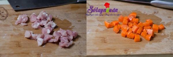cách lam thịt xào ngũ sắc - món ngon dễ làm