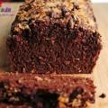 bơ tỏi, Cách làm bánh chocolate chuối