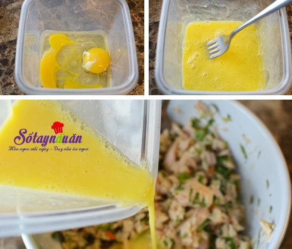 Cách làm chả cá ngừ cay cho bữa tối