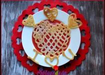 Cách làm bánh pancake dành tặng nửa còn lại yêu thương