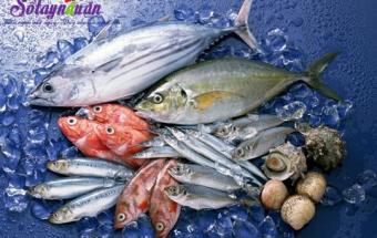 mẹo vặt, cách chọn mua thủy sản