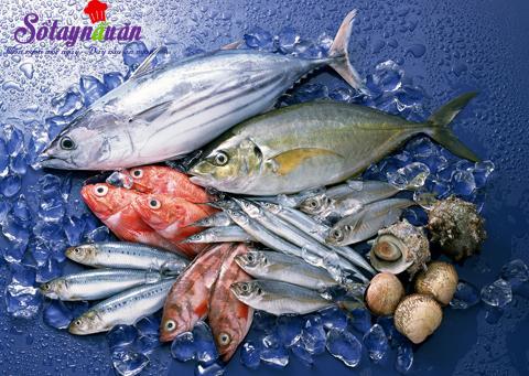 cách chọn mua thủy sản