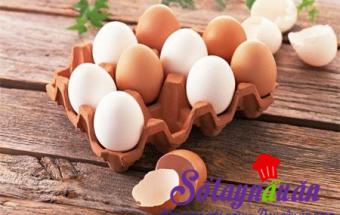 mẹo vặt hay, cách chọn mua trứng tươi ngon