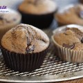 làm bánh bông lan, Cách làm bánh muffin cà phê chocolate chip