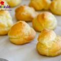 Kem dâu tây, cách làm bánh su kem