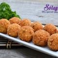 katsudon, cách làm khoai tây chiên viên cá ngừ