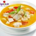 canh kim chi han quoc, cách nấu canh ngao