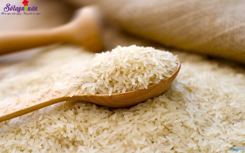 chọn gạo ngon
