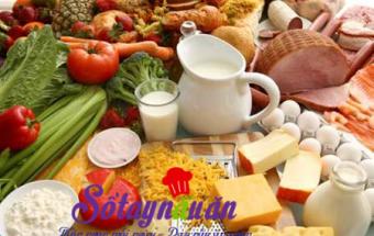 mẹo vặt hay, chọn và phân biệt một số loại thực phẩm