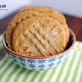 bánh pancake, cách làm bánh quy bơ lạc