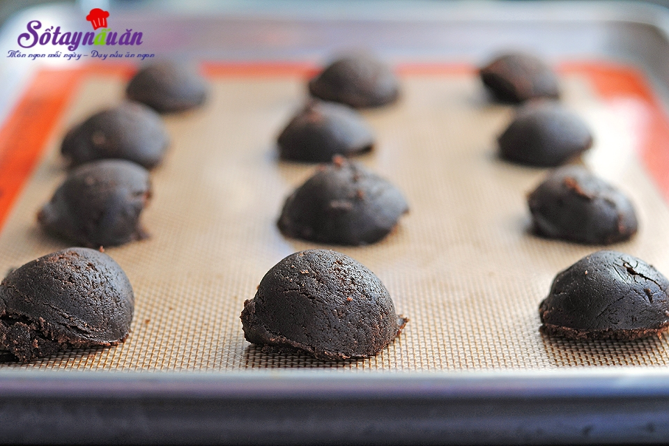 cách làm bánh quy chocolate chip