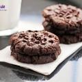 bánh chocolate, cách làm bánh quy chocolate chip